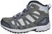 Hi-Tec Alto II Mid WP Shoes Men Charcoal/Cobalt